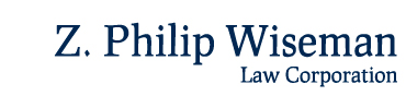 Z. Philip Wiseman Law Corporation